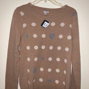 Halogen cashmere sweater, NWT